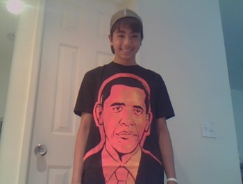 ScytheHazard wearing Obama by Cloxboy
