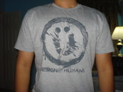 brinius100 wearing DBH Logo Series - Feather by zerobriant