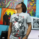 gansworks wearing Kaboom by Coubo