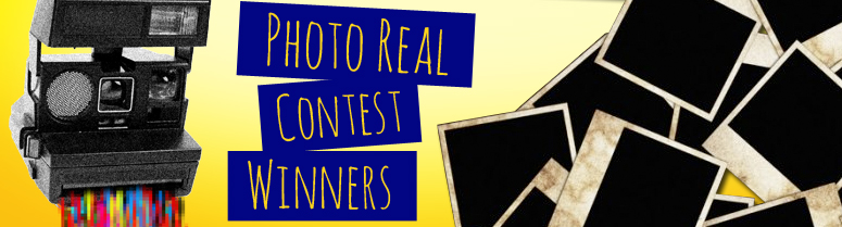 Photo Real T Shirt Contest Winners