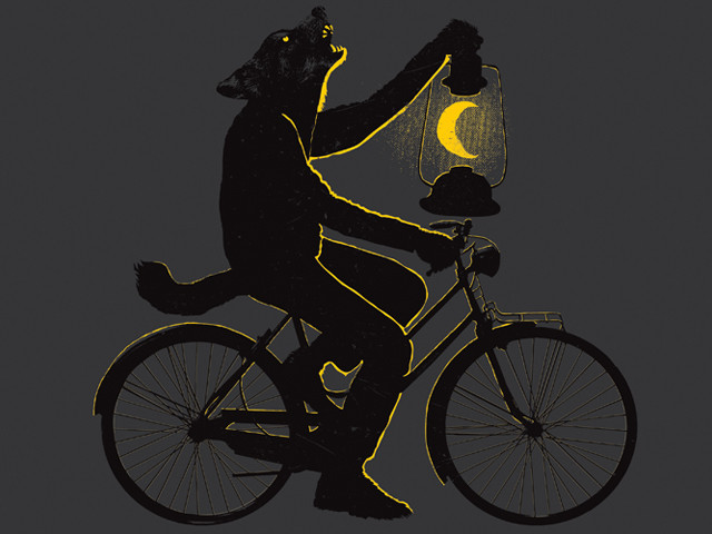 Ride With The Moon