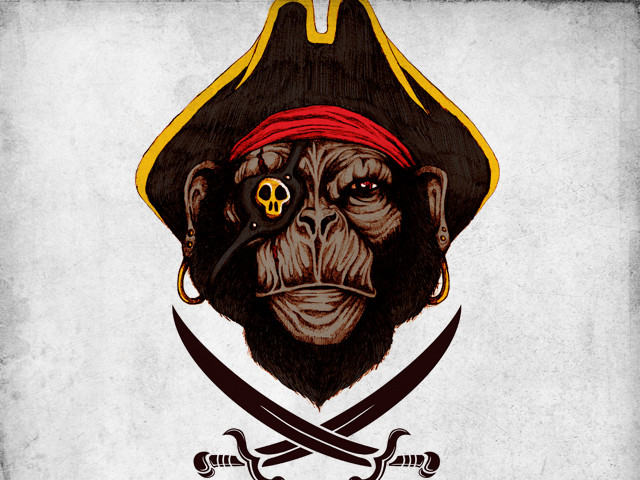 captain monkey