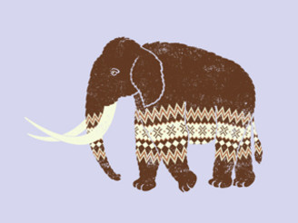 Woolen Mammoth by NGee