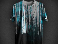 A Forest T-Shirt Design by