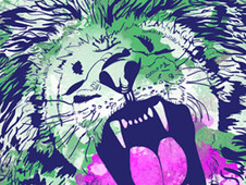 Rawr T-Shirt Design by