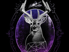 The Man Who Killed the Deer T-Shirt Design by