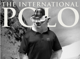 The International Polo Bear by Cintrao