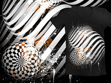 Mercury T-Shirt Design by