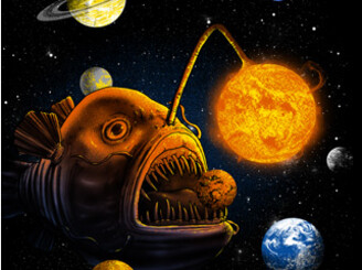 Cosmic Angler by biotwist