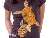 Oaxacan Turtles Gold by Ravencourt