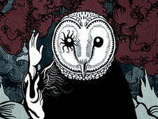 Holyowl T-Shirt Design by