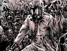 the infected: plan B. T-Shirt Design by