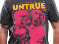UNTRUE T-Shirt Design by