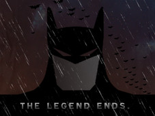 The Legend Ends T-Shirt Design by