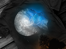 Into The Stars T-Shirt Design by