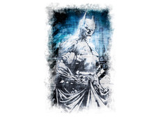 Batman Dark T-Shirt Design by