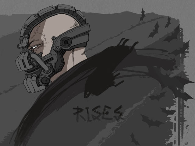 The thinking of Bane