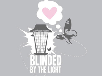 Blinded By The Light by Reyburn