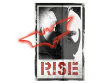 Rise-1 T-Shirt Design by