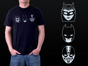 Hugo4TDKR wearing The Dark Icon Rises by mrbrownie