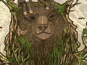 carbine wearing Treebear by fathi_dhia