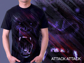 pheonixfighter1 wearing attack attack by psychopsychedellic