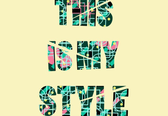 This Is Your Style