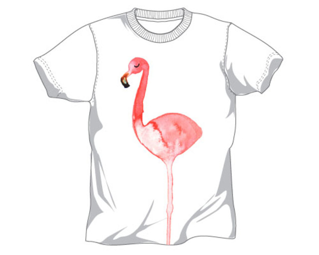 Flaming Flamingos!!