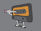 You cant teach an old tape new tricks by tienbu