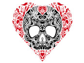 love skull by aizat