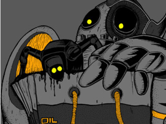 Robo Oil by Widenline