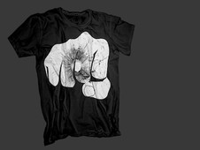Punch T-Shirt Design by