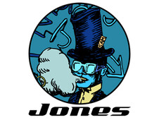 Jones T-Shirt Design by