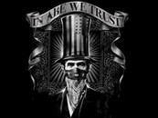 gansworks wearing In Abe We Trust by Classicrat1