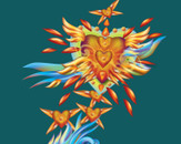 Flying Heart Spawn by misterg
