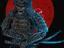 Spirit Of Samurai T-Shirt Design by