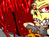Chainsaw Madness by CesareCartoon
