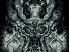 FractalGothic1 T-Shirt Design by