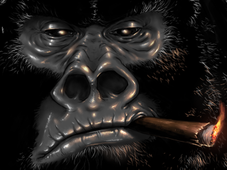 Don Primate T-Shirt Design by
