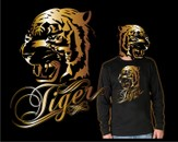 Tiger Gold by irpunk