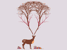 A Lovely Season T-Shirt Design by