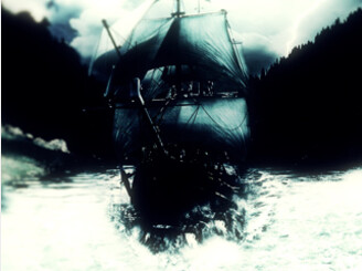 Ghost Ship by KnownAsFreaky