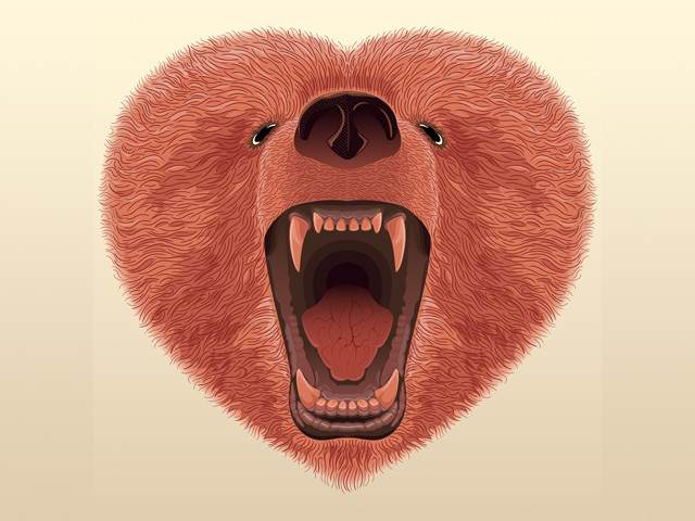 Bear of love