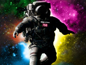 Outer Space Colors by julero
