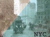 Old NYC by Lidiyaswee