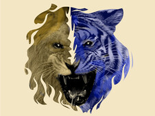 The Liger T-Shirt Design by