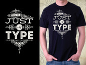 Hitch wearing You're Just My Type by Hitch