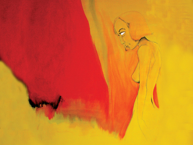 Red Yellow Woman