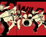 The Wild Band by xiaobaosg