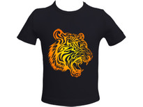 Tiger Sirt T-Shirt Design by
